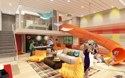 10 grandes suites familiares de crucero