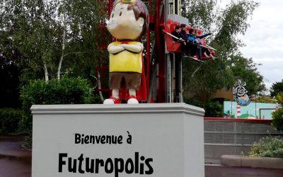 Futuropolis, la ciudad de los niños en Futuroscope