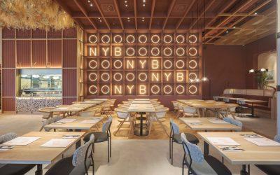New York Burger Moraleja Green: brasa, madera y humo en familia