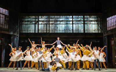 Billy Elliot El Musical, un gran espectáculo para disfrutar en familia