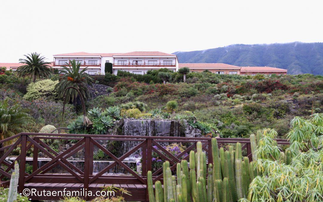 Parador de La Palma, tu hotel para visitar la isla en familia
