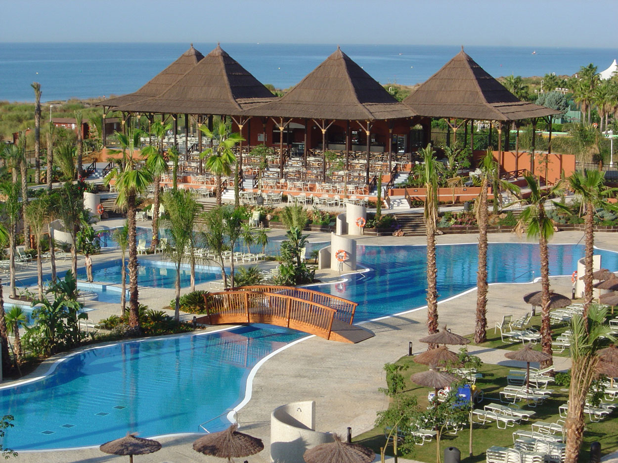 hotel playa familias Islantilla