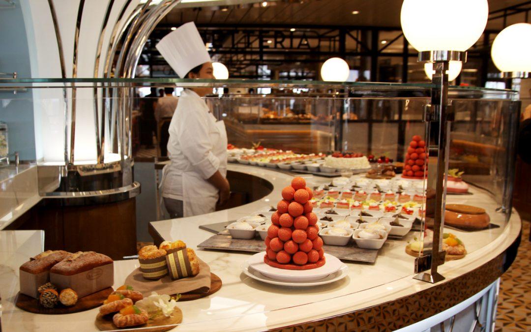 Descubre los restaurantes del Costa Smeralda para un crucero en familia