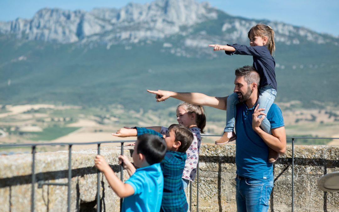 Planes para toda la familia en la Ruta del Vino de Rioja Alavesa