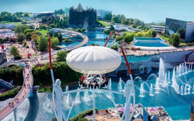 Futuroscope, el parque temático del futuro, reabre sus puertas en junio