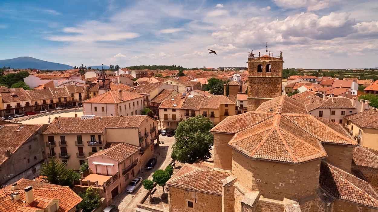 destino familiar Segovia