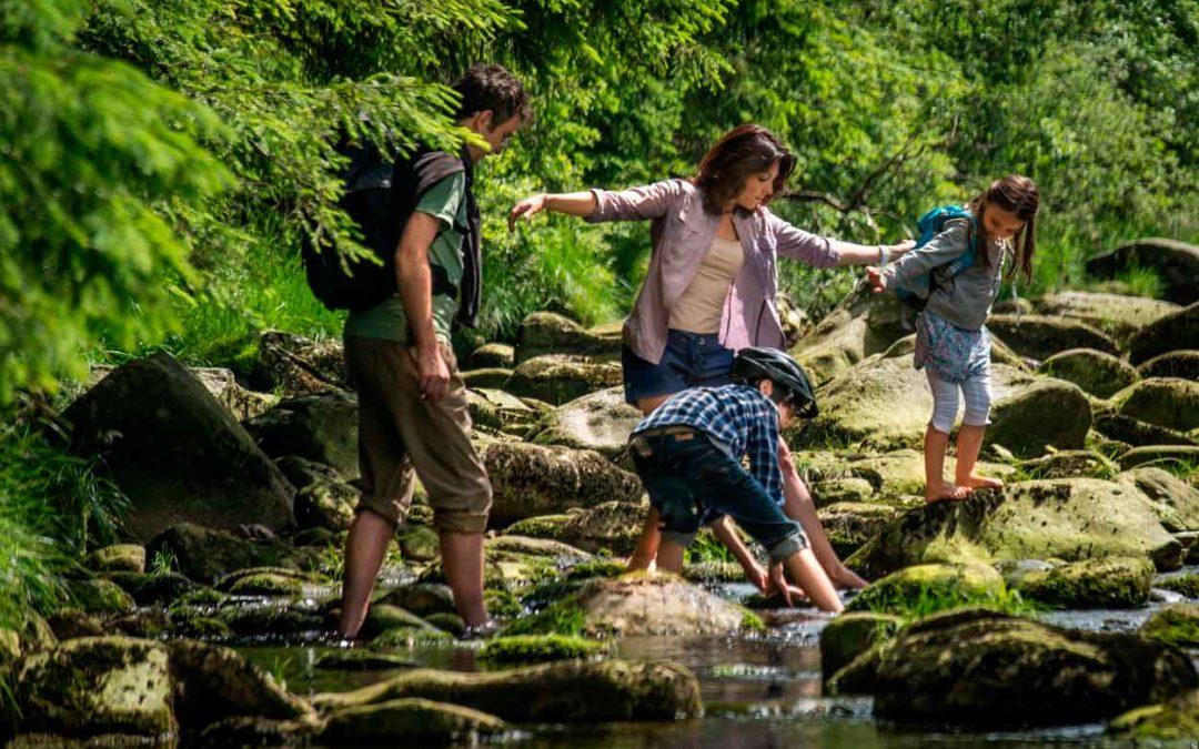 Tres planes activos en la República Checa para hacer con niños