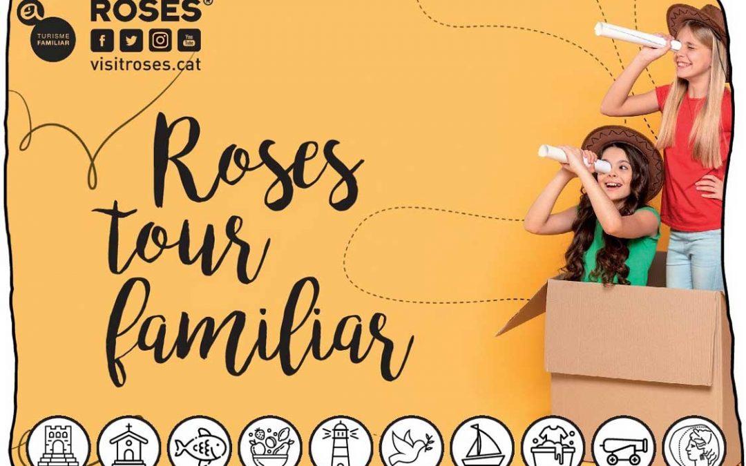 Juega a descubrir Roses con su Tour Familiar