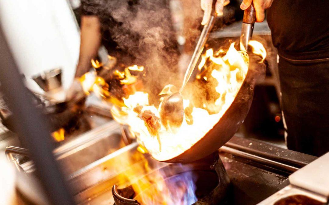 Pitaya Málaga nos trae la street food tailandesa para toda la familia