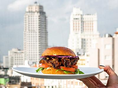 Descubre las mejores hamburguesas de Madrid