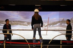 Simulador esquí en Vallnord - Pal Arinsal, Andorra