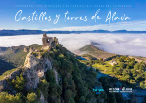 Guía Castillos y torres de Álava