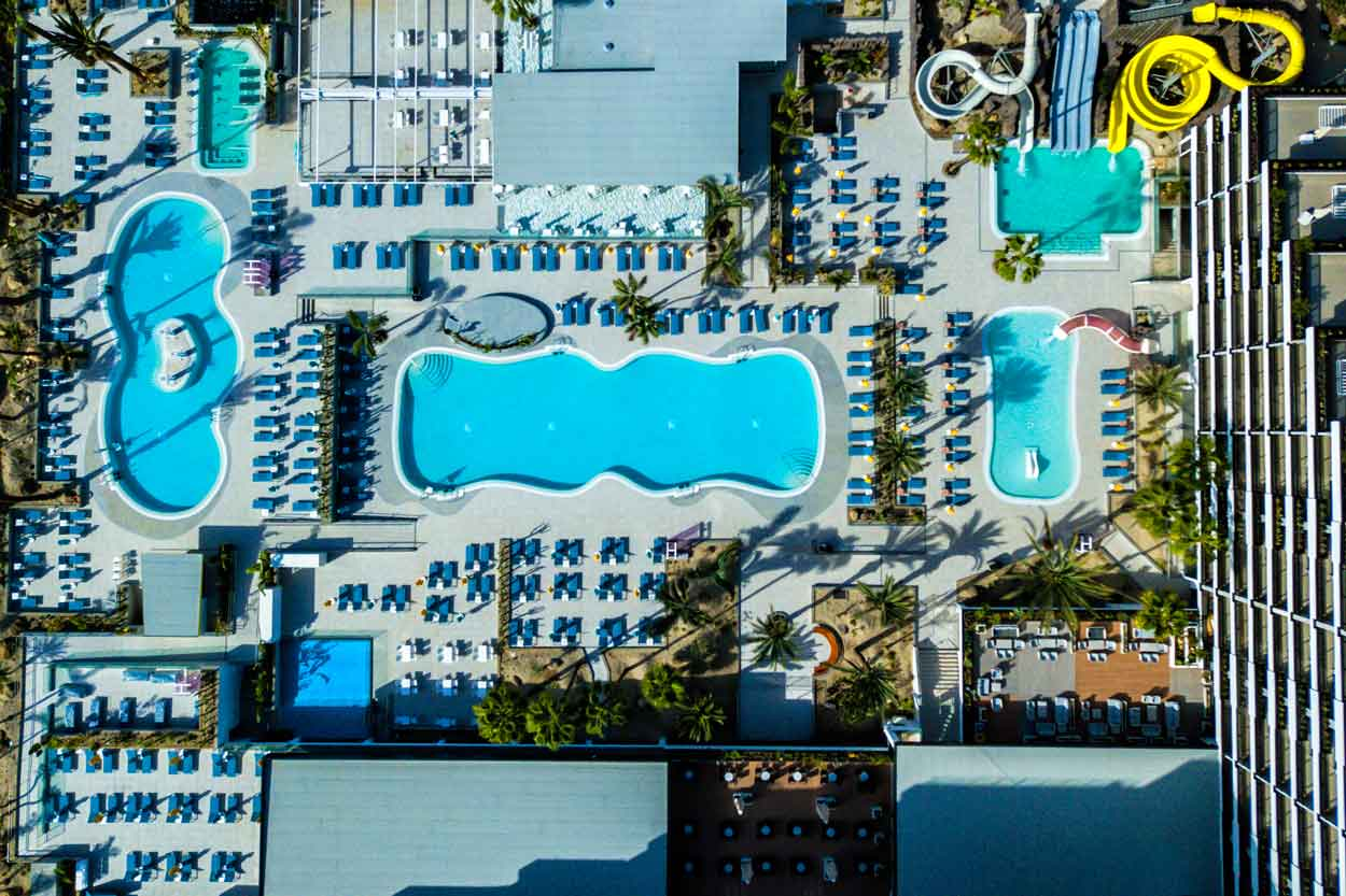 hotel Tenerife familias