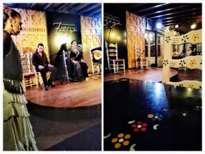 Restaurante y tablao flamenco Jardines de Zoraya en Granada