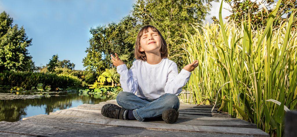 Actividades de mindfulness con Hi! Ocio