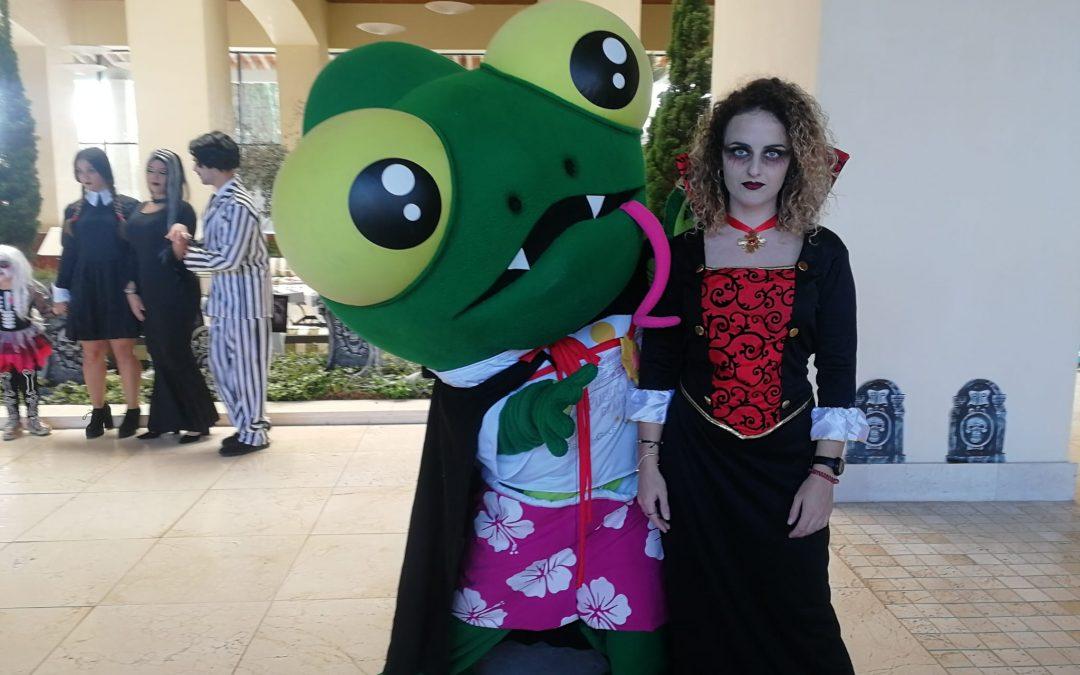 Vive la Fiesta de Halloween del Puerto Antilla Gran Hotel