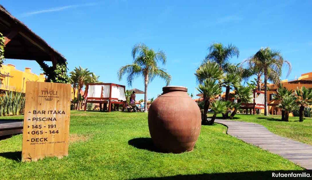 Tivoli Marina Portimão, el alojamiento de El Algarve para las familias
