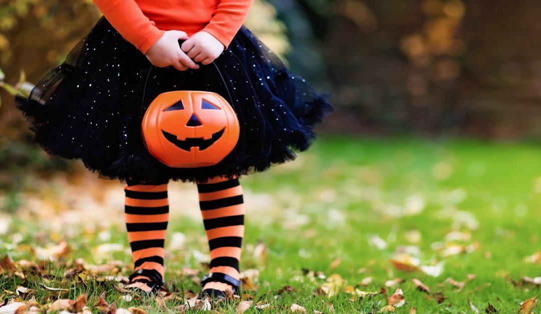 Ideas para decorar con los niños tu casa de Halloween