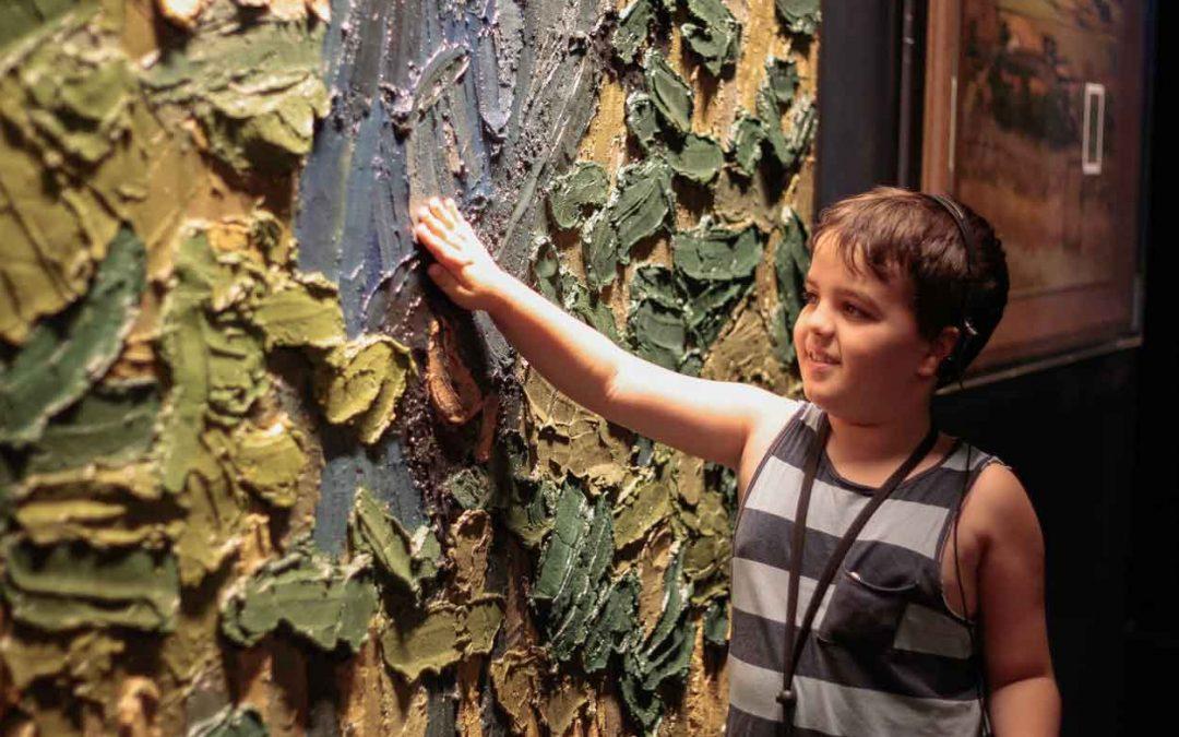Exposiciones inmersivas traen a Madrid el genio de Goya y de Van Gogh